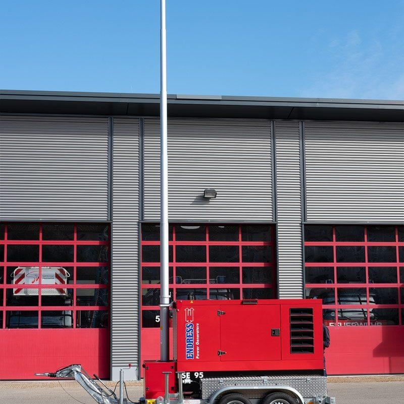 Feuerwehr-Münsingen-Lichtmast